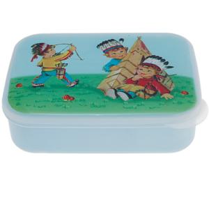 Sass & Belle Lunchbox Cowboy & Indianen