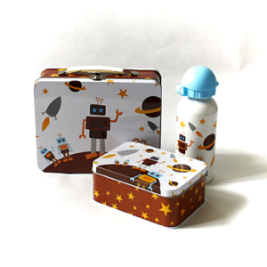 Blafre Lunchset robot luxe