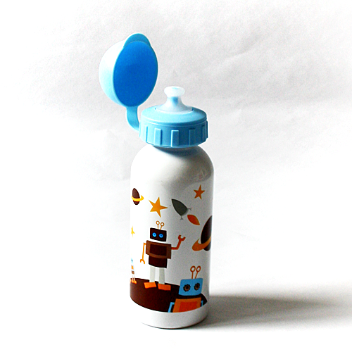 Blafre drinkfles Robot