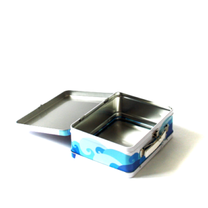 Blafre koffertje Piranhia