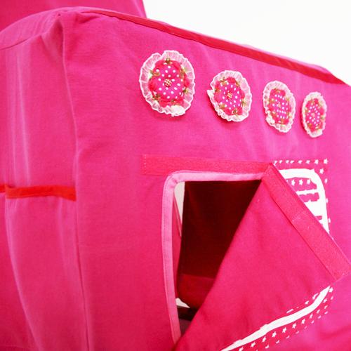 Keuken Fusion Roze